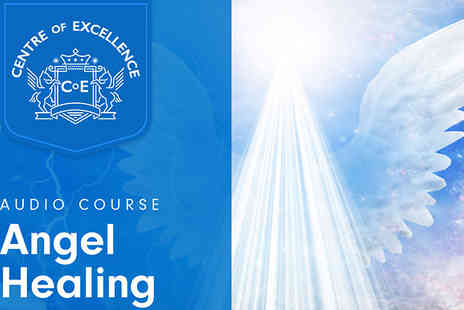 Centre of Excellence Online - Angel Healing Therapy Audio Course - Save 84%