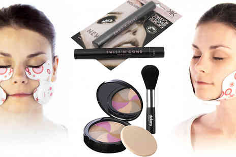 Internet Shop - Three Piece Anti Ageing Facial Makeover Bundle - Save 76%