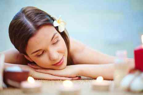 The Beauty Studio - Three treatment pamper package - Save 50%