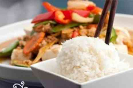 Jimmy Chungs Edinburgh - Chinese Buffet For Two With Wine - Save 59%