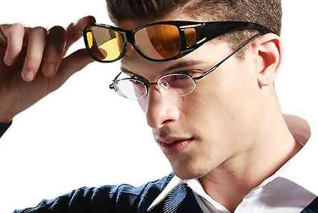 Groupon Goods Global GmbH - One or Two Pairs of Night Vision Glasses - Save 33%