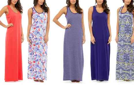 Groupon Goods Global GmbH - Womens Maxi Dress - Save 0%