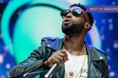 Marina Live - Tinie Tempah on 30 July - Save 31%