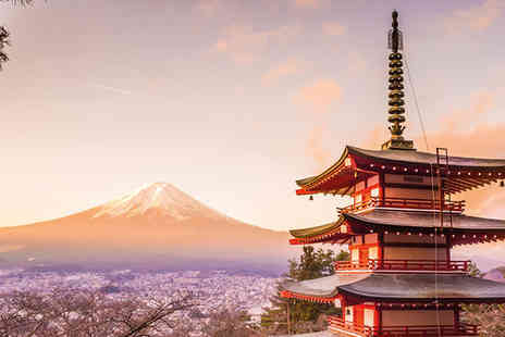 Three Pearls of Japan - Glittering Tokyo, Relaxing Hakone & Spiritual Kyoto Stay - Save 0%