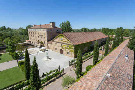 Hacienda Zorita Wine Hotel & Spa - Five Star Fine Wine Retreat in 14th Century Convent - Save 46%