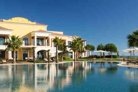 InterContinental Estoril - Five Star InterContinental Luxury Overlooking the Atlantic For Two - Save 70%
