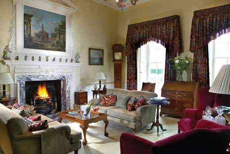 Ston Easton Park - Four Star Country Manor House Stay For Two with Award Winning Fine Dining - Save 0%