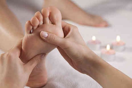 Kew Training Academy - Online reflexology course - Save 94%