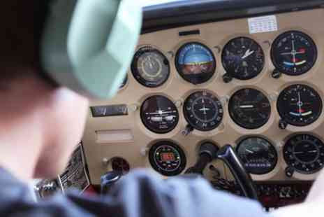 Microflight Academy - 30 Minute Microflight Experience - Save 8%
