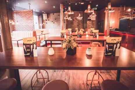 Walrus - Choice of Up to Four Pizzas and Sides with Beer or Wine - Save 24%