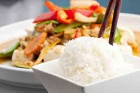 Amazing Thai Restaurant - Two Course Thai Meal For Two With Rice or Noodles - Save 58%