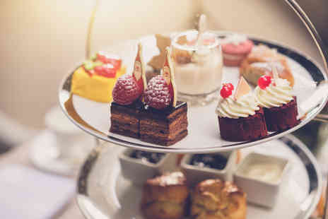 Risley Hall Spa - Afternoon tea for two with a glass of Prosecco - Save 43%