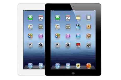 Clickwrap - Refurbished Apple iPad 3 or 4 16GB To 64GB WiFi Or Cellular 4G - Save 0%