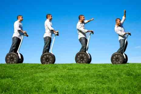 Everyman Racing - Off Road Segway Experience for One or Two - Save 17%