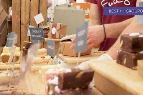 Cheshire food festival - Great British Food Festival on 22 to 23 July - Save 32%