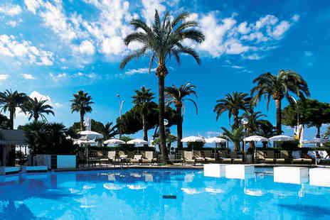 Grand Hyatt Cannes Hotel - Five Star Exclusive Promenade de la Croisette Stay For Two - Save 80%