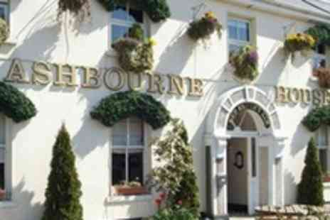 Ashbourne House Hotel - In Ireland Two Night Stay in Midweek For Two With Three Course Dinner and Breakfast - Save 66%