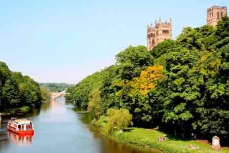 Prince Bishop River Cruiser - Durham River Cruise 2 Adult Tickets - Save 50%
