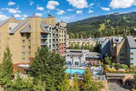 Hilton Whistler Resort & Spa - Hilton Whistler Resort Stay in Spring - Save 0%