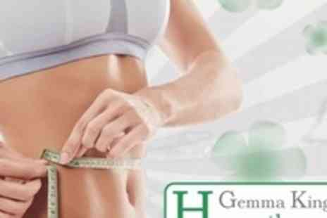 Gemma King Hypnotherapy - Two Weight Management Hypnotherapy Sessions - Save 63%
