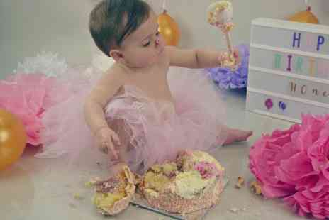 Fairy Dust Pictures - Cake smash photoshoot - Save 70%