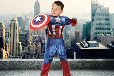 Andreas Photography - Superhero photoshoot - Save 0%
