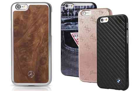 Groupon Goods Global GmbH - Guess, Mercedes or BMW iPhone 5, 5S and 6, 6S Cases - Save 30%