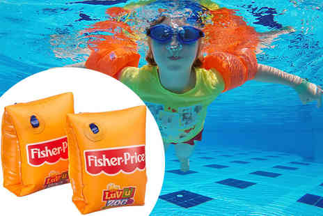 Dream Price Direct - Pair of childrens inflatable armbands - Save 77%