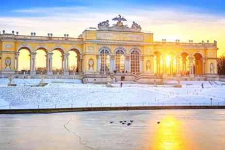Qwerty Travel - Three Night Vienna Escape including Christmas Market Season - Save 0%