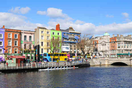 Tour Center - Two night Dublin city break with breakfast and flights - Save 45%