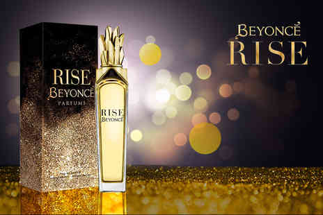 Deals Direct - 100ml bottle of Beyonce Rise EDP - Save 74%