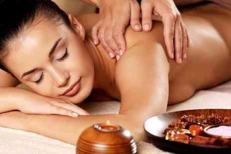 The Face Doctor - Luxury 30 minute aromatherapy massage - Save 54%