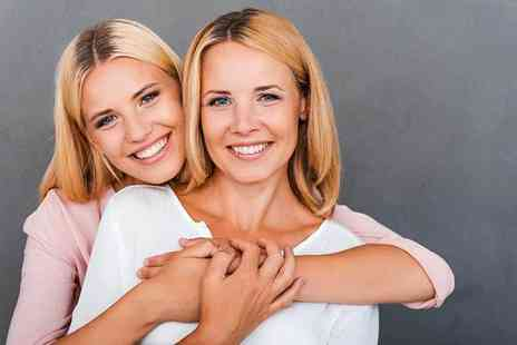 "Portraits to Go Photography - Professional mother and daughter photoshoot including a framed 10""x8"" print - Save 80%"