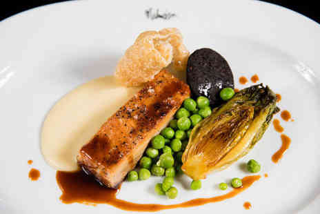 Malmaison - Three course dining for two including a glass of Prosecco each - Save 20%