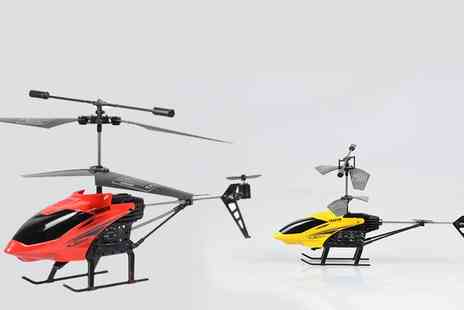 Globi - Globi RC 3.5 Channel Helicopter - Save 49%