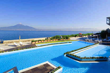 owers Hotel Stabiae - Four Star Sorrento Peninsula Escape For Two - Save 79%