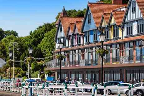 James Sommerin Restaurant - Michelin Starred 6 Course Lunch for 2 with Sea View - Save 44%