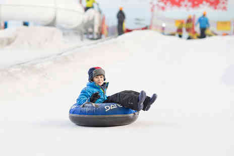 Chill Factore - One hour snowpark pass for one or two - Save 40%