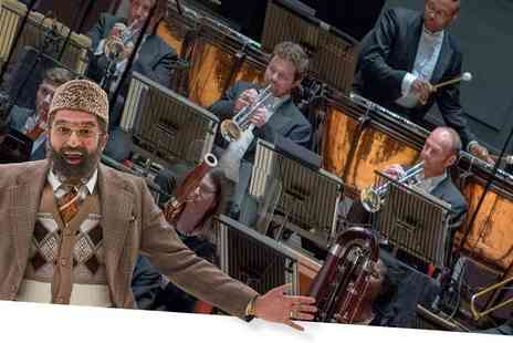City of Birmingham Symphony Orchestra - Ticket to see Under the Sitars with Citizen Khan featuring City on Friday 19th May - Save 60%