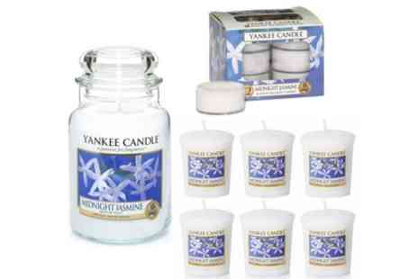 Groupon Goods Global GmbH - Yankee Candle Limited Edition Spring Bonanza Bundles - Save 54%