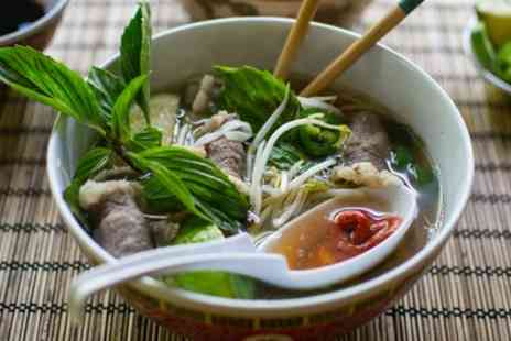 My Pho - Two Course Vietnamese Street Food Meal for One, two or Four - Save 50%