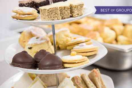 Wicked Lounge - Afternoon Tea with a Glass of Fizz for Two or Four - Save 64%