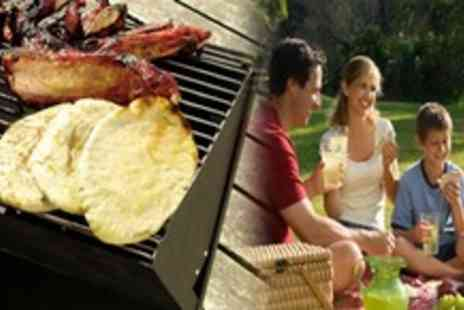 Bluebud - Super Practical Portable Barbecue - Save 51%
