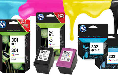 Cartridge King - HP Ink Cartridge Bundles Choice of Three - Save 15%