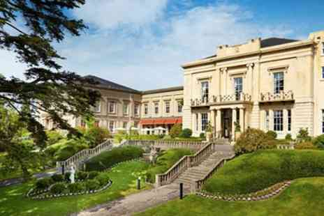 MacDonald Bath Spa - Grand Georgian Mansion Spa Day including Facial & Bubbly - Save 51%