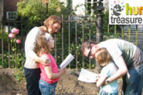 Huntfun - Personalised Treasure Hunt Pack explore over 240 locations - Save 53%