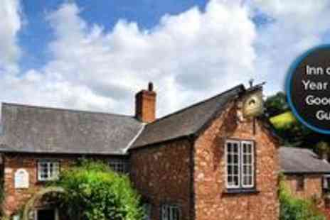 The Royal Oak Inn - Two night Somerset escape including cooked breakfast - Save 62%