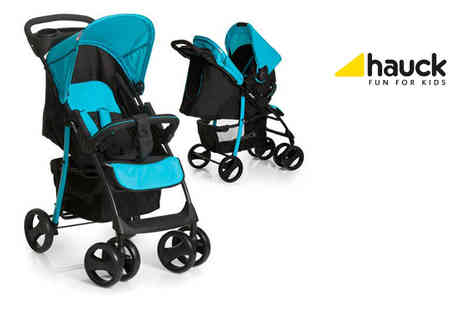 Precious Little One - Hauck Shopper SLX Shop n Drive Travel System choose from two colour combinations - Save 0%