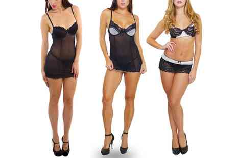 Groupon Goods Global GmbH - Baci Lingerie Sets - Save 0%