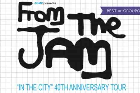 AGMP - From the Jam 40th Anniversary Tour on 16 June - Save 33%